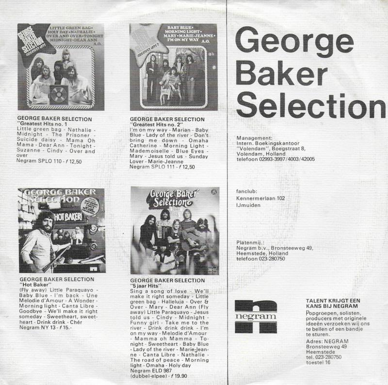 40 Jaar George Baker
