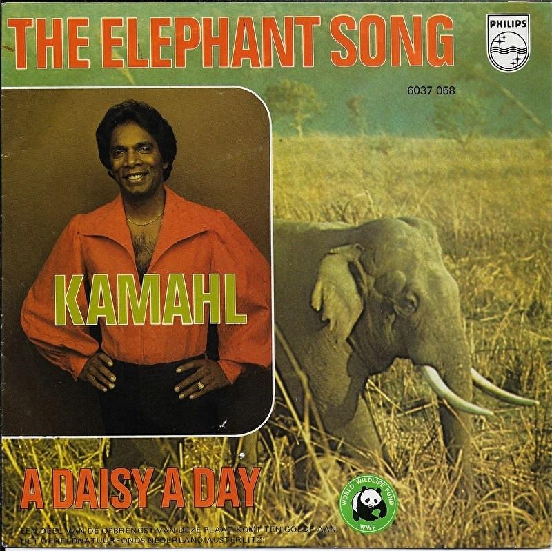 Kamahl - The elephant song