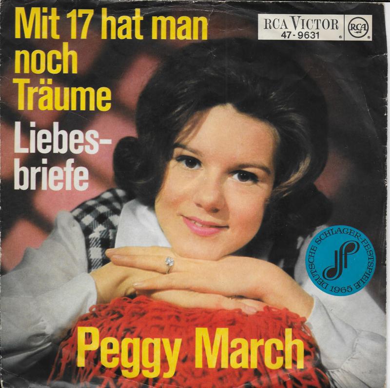 Peggy March - Mit 17 hat man noch traume