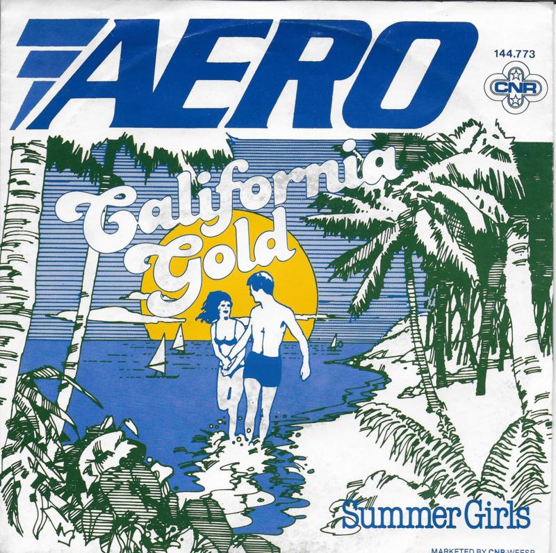 Aero - California gold