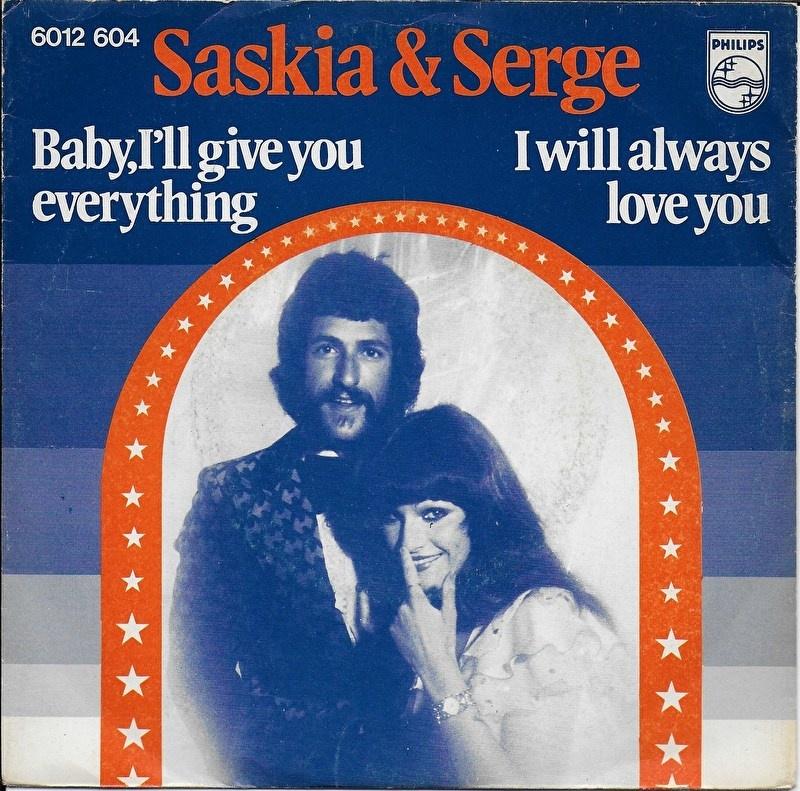 Saskia & Serge - Baby, i'll give you everything