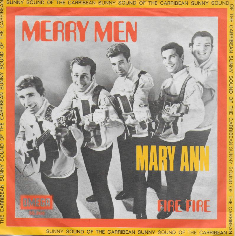 Merrymen - Mary Ann