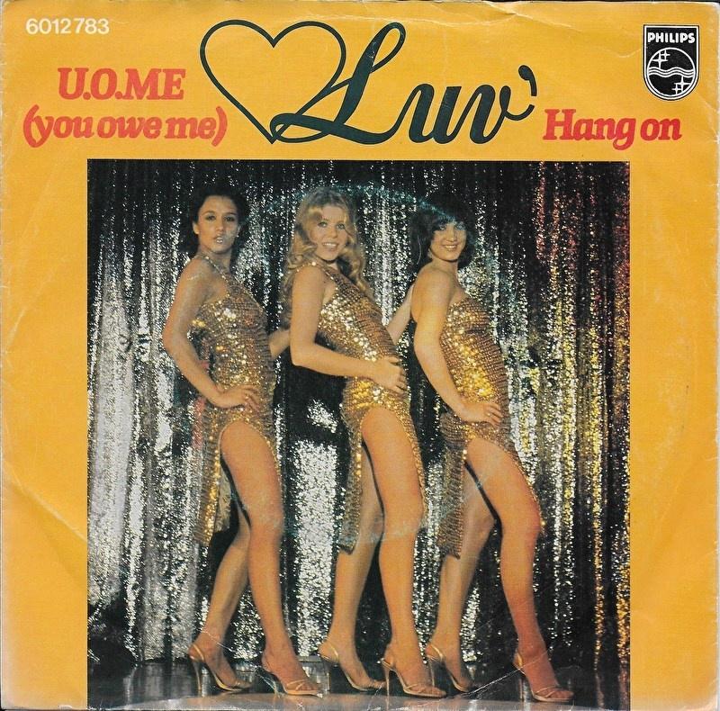 Luv - U.O.Me (you owe me)