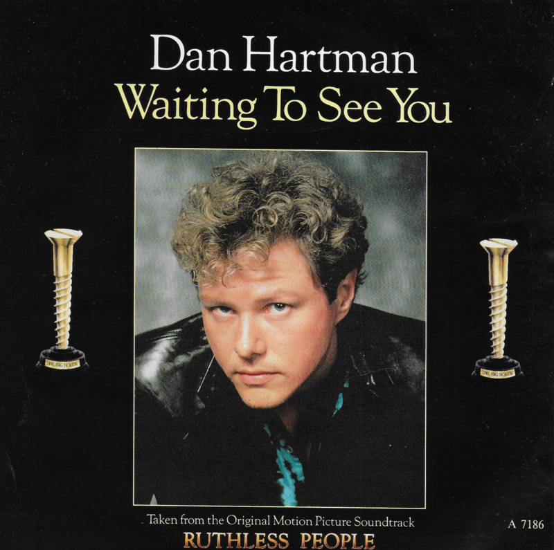 Dan Hartman - Waiting to see you
