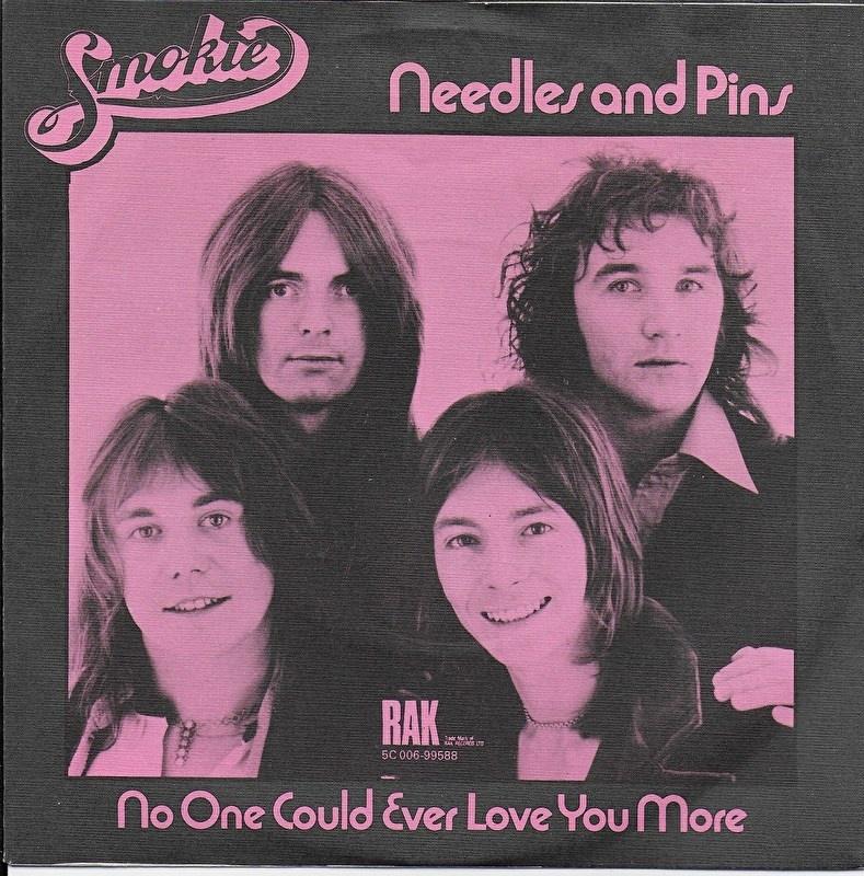 Smokie - Needles and pins