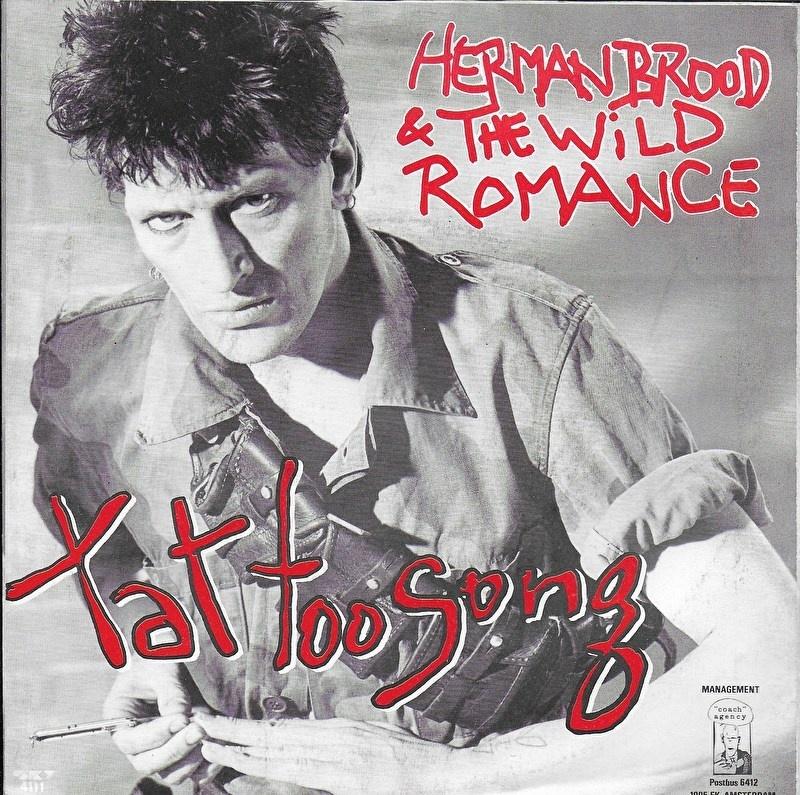 Herman Brood & The Wild Romance - Tattoo song