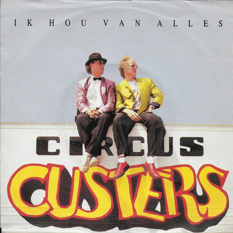 Circus Custers - Ik hou van alles