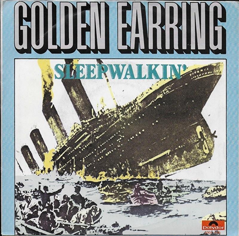 Golden Earring - Sleepwalkin'