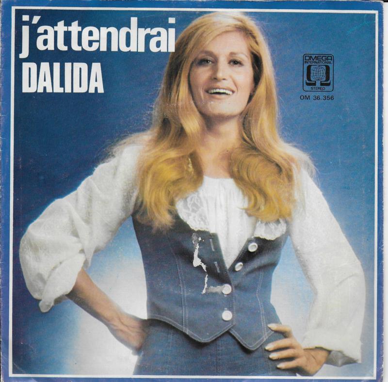 Dalida - J'attendrai