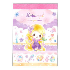 Rapunzel memoblok klein