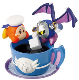 Kirby Re-ment Tea Time Meta Knight's Blended Coffee