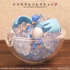 Pokémon Terrarium collectie 2 Sandshrew & Cubone