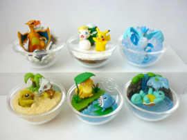 Pokémon Terrarium collectie 2 Pikachu & Togepi