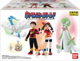 Pokémon Scale World Hoenn 2 hele set