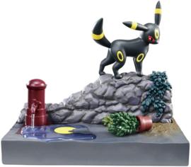 Pokémon Re-ment Back Alley Umbreon