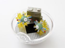 Pokémon Terrarium collectie 6 Magnemite