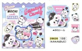 Stickerzakje Gummy Kamio Japan