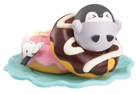 Koupen Chan Sweets Chocolate Donut Re-Ment