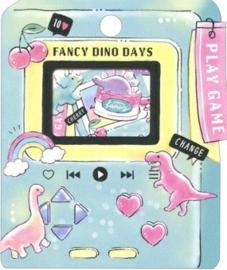 Fancy Dino Days Stickerzakje Crux