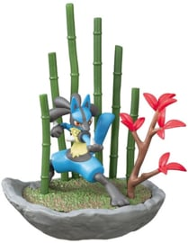 Pokémon Re-ment Bonsai Lucario