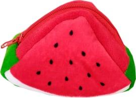Watermeloen tasje / portemonnee