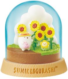 Sumikko Gurashi Weather Everyday Terrarium Sunflower