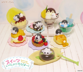 Koupen Chan Sweets Pudding Re-Ment