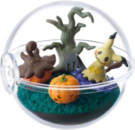 Pokémon Re-ment Four Seasons Pumpkaboo & Mimikyu