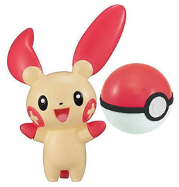 Pokémon DokiDoki Adventure Plusle