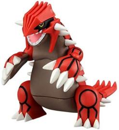 Pokémon Takara Tomy Moncolle Groudon