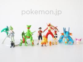Pokémon Scale World Hoenn Blaziken