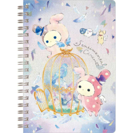 Sentimental Circus Crystal Notebook
