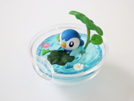 Pokémon Terrarium collectie 9 Piplup
