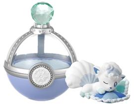 Pokémon Dreaming case 3 Sweet Dreams Alolan Vulpix