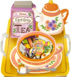 High Tea stickerzakje