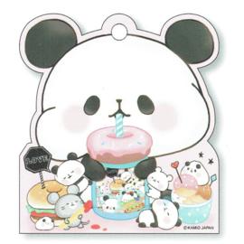 Stickerzakje Panda snack