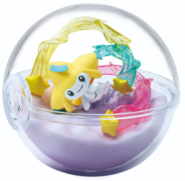 Pokémon Re-Ment Terrarium collectie 8 Jirachi