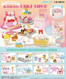 Re-ment Sanrio Kawaii Cake shop blind box