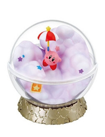 Kirby Terrarium Collection Kirby's Adventure Dive Into Cloud