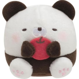Hamipa Panda Appel plush Small