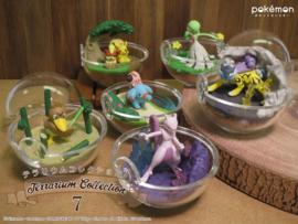 Pokémon Terrarium collectie 7 Mewtwo
