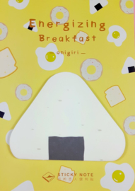Onigiri sticky notes