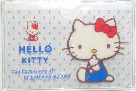 Pashoesje Hello Kitty Blue Dots