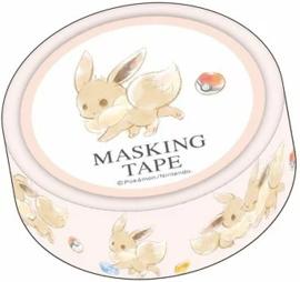 Pokémon Eevee washi tape