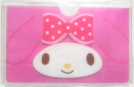 Pashoesje My Melody Pink Bow