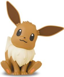 Pokémon Plamo Bandai Eevee zittend bouwpakket