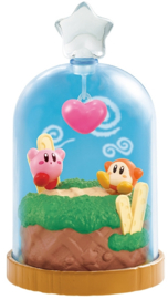 Kirby Terrarium Game collectie Star Allies