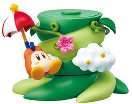 Kirby Tree in Dreams Parasol Waddle Dee Re-ment