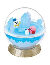 Kirby Terrarium Collection Kirby's Adventure Ice World