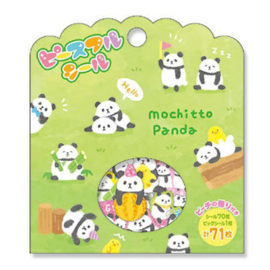 Mochitto Panda stickerzakje